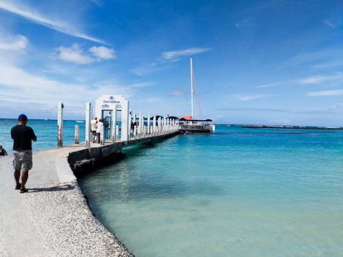 Atlantis Submarine Waikiki Ferry Boat Hawaii