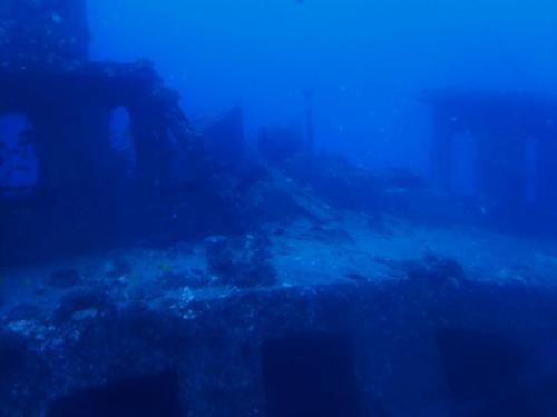 Atlantis Submarine Waikiki Sunken Ship Hawaii