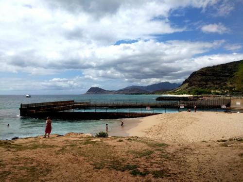 Electric Beach Oahu