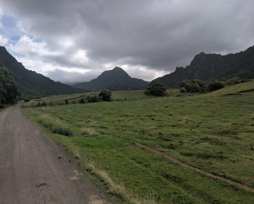Kualoa Ranch - Juarassic Valley
