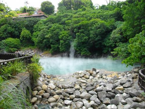Things to do in Taipei - Beitou Hot Spring